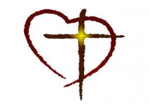 116. Hjerte med kors 2