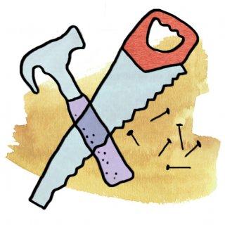 Hammer og Sag 1